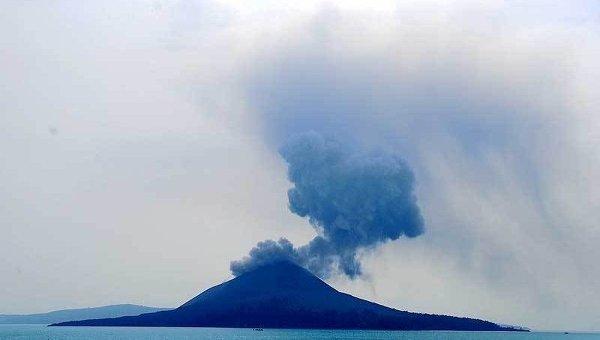 На индонезийском острове Ява активизировался вулкан Келуд